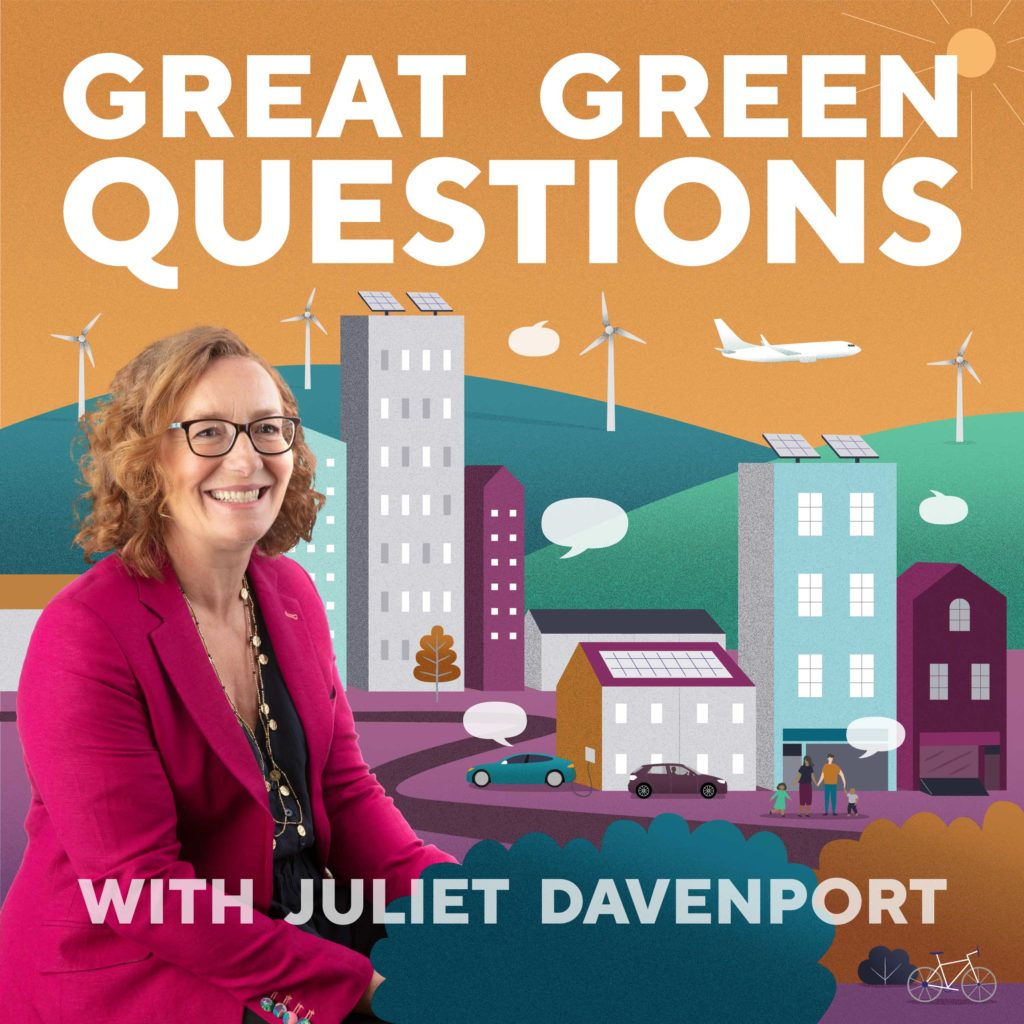 Great Green Questions artwork